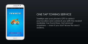 ONE TAP TOWING SERVICE